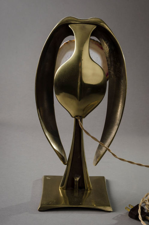 Picture of Sculptural Table Lamp