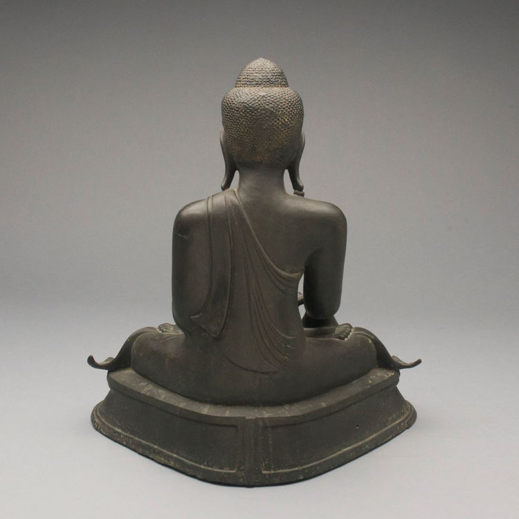 Picture of Bronze Buddha