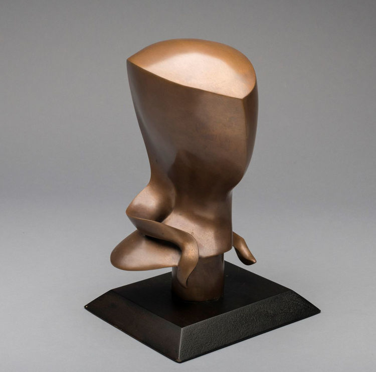 Picture of Bronze Bust