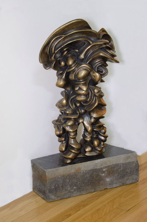 Picture of Bronze sculpture