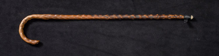 Picture of Crook Handle Wood Cane