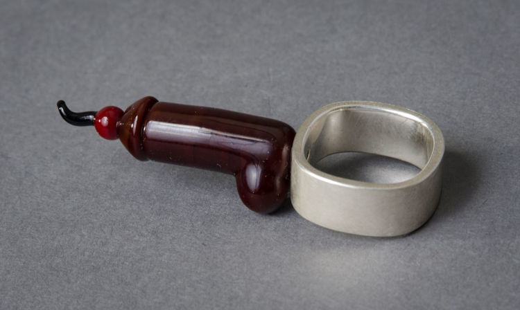 Picture of Cherry Cock Ring