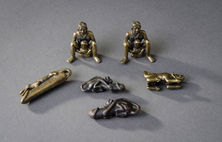 Picture of Crocodile Amulet