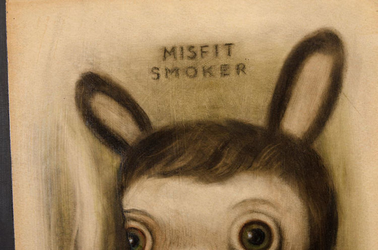 Picture of Misfit Chain Smoker