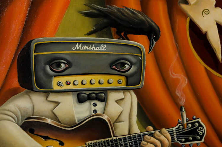Picture of Amp Head