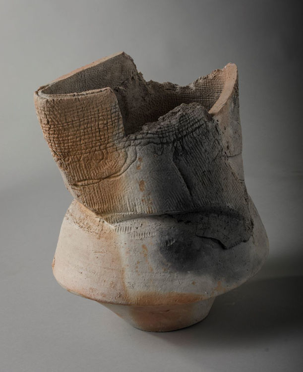 Picture of Large Raku Fired Vessel
