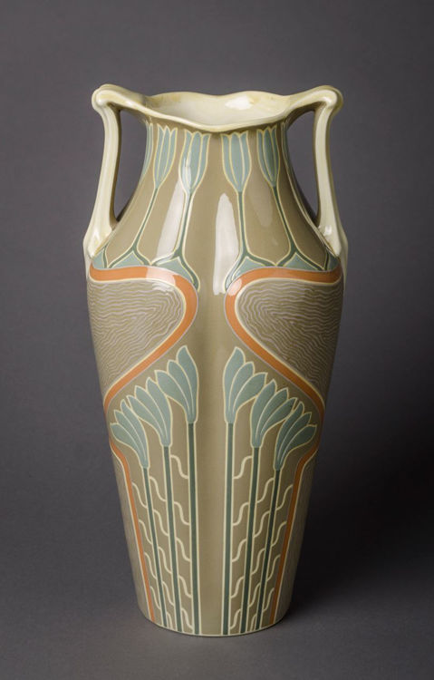 Picture of Large Vase with Tulips