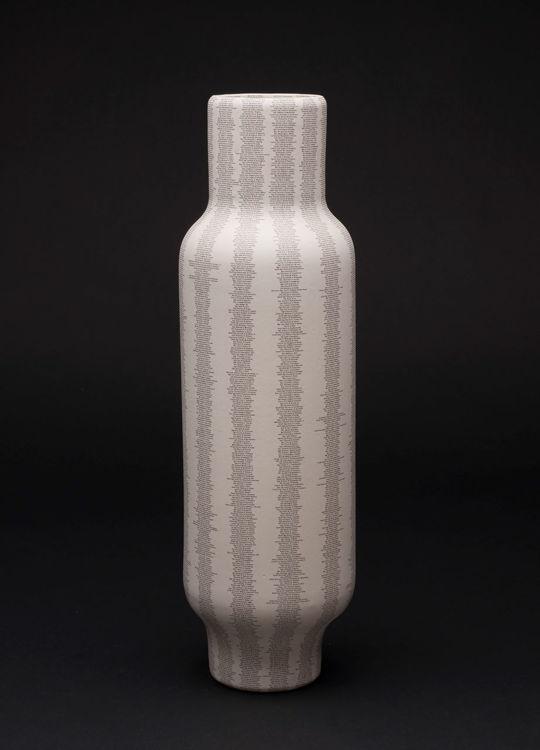 Picture of Iraq Memorial Vase