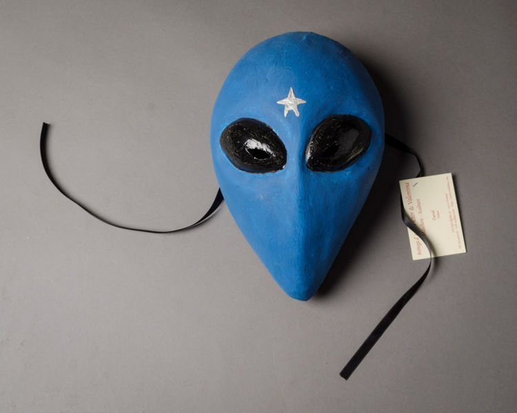 Picture of Alien Mask