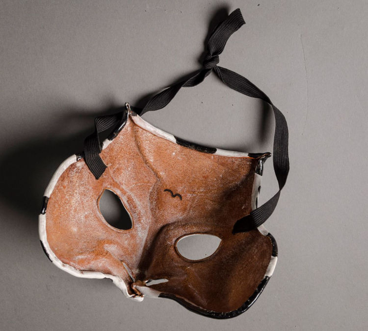 Picture of Harlequin Mask