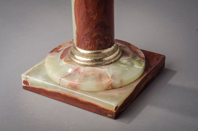 Picture of Continental Onyx Pedestal