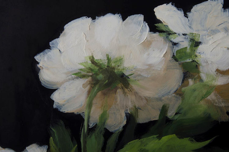 Picture of Still Life with White Peonies