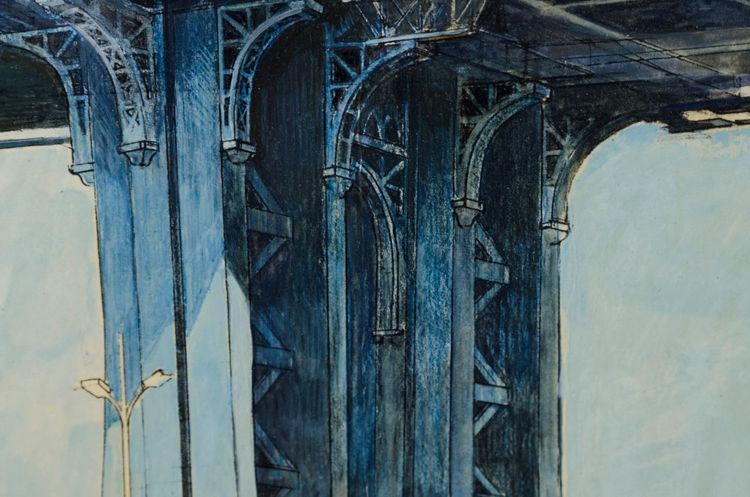 Picture of Manhattan Bridge Study