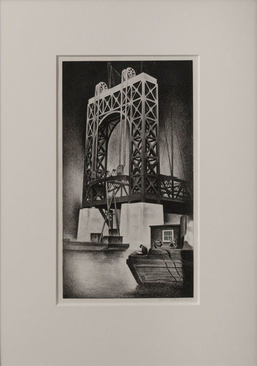 Picture of Mural Study-Triborough Bridge