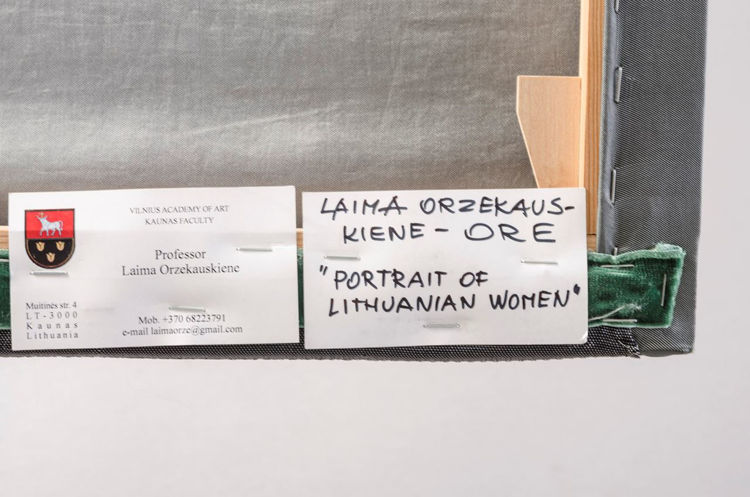 Picture of Portrait of Lithuanian Women