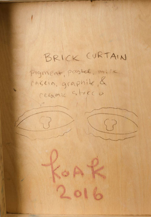 Picture of Brick Curtain