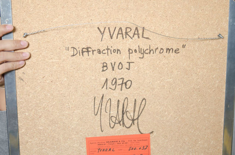 Picture of Diffraction Polychrome
