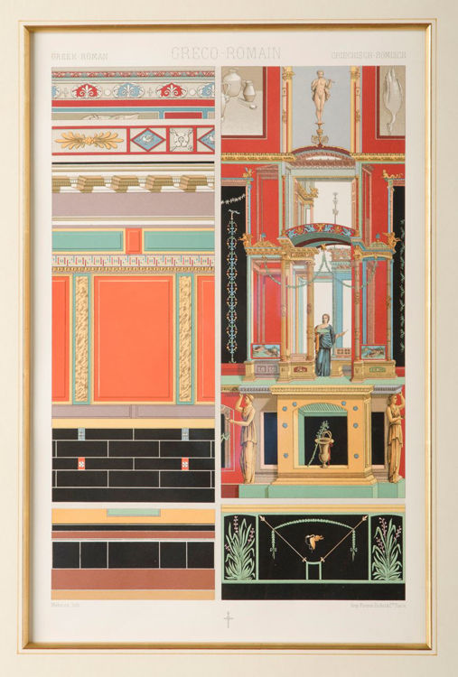Picture of Chromolithograph