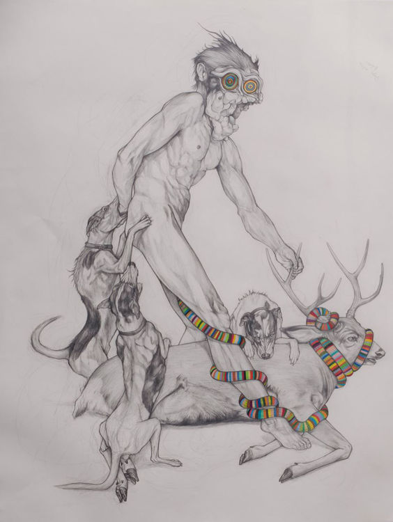 Picture of Untitled - Menage a Trois