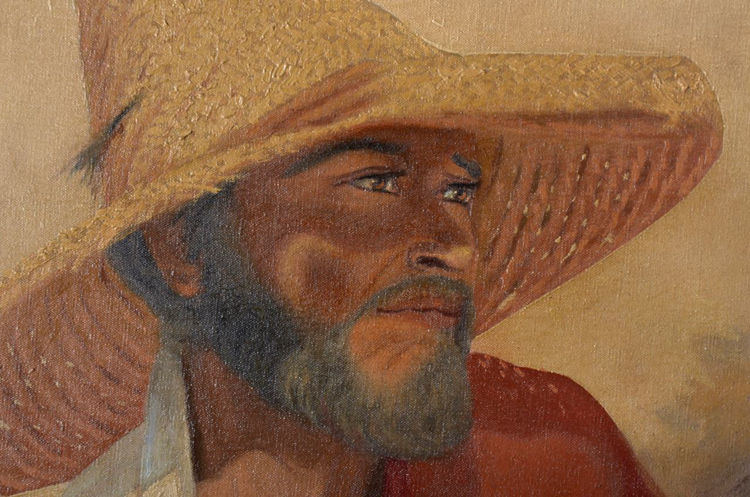 Picture of Mexican Man