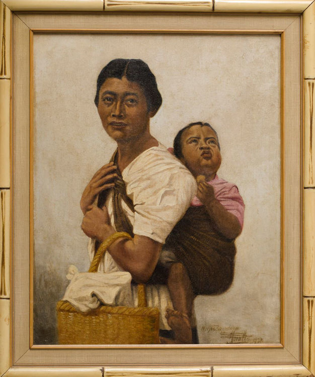 Picture of Mother & Child