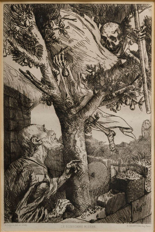 Picture of Le Bonhomme Misère
