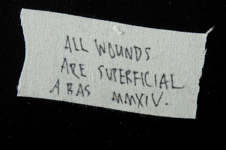 Picture of All Wounds Are Superficial