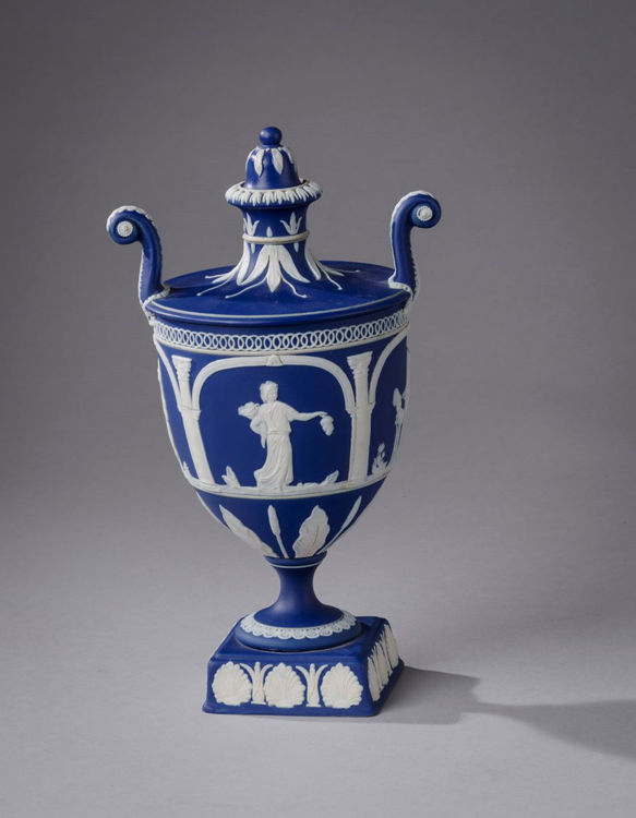 Picture of Dip Vase and Cover