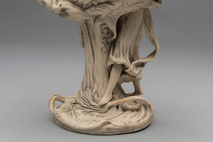 Picture of Porcelain Statue