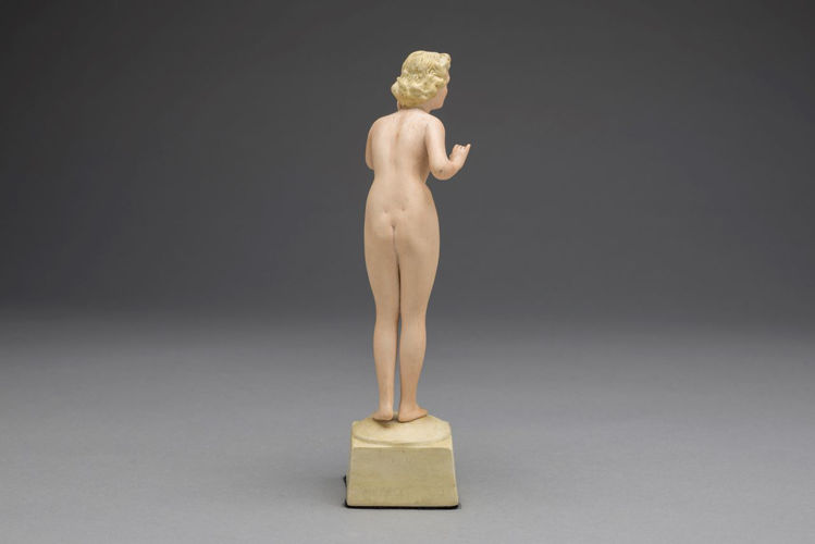 Picture of Blonde Nude