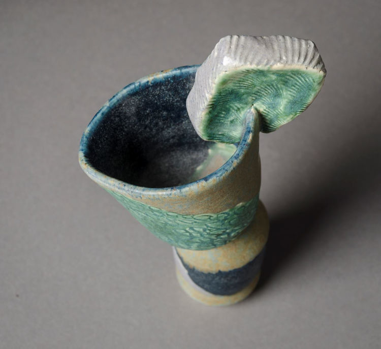 Picture of Cup With Unique Handle