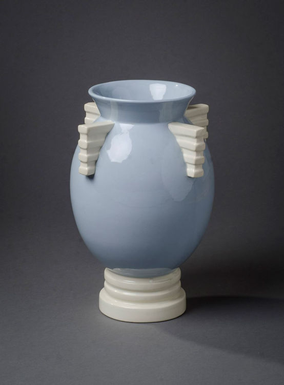 Picture of Blue and White Vase