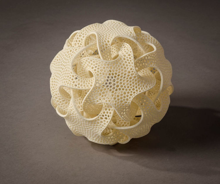 Picture of 3D Printed Sculpture