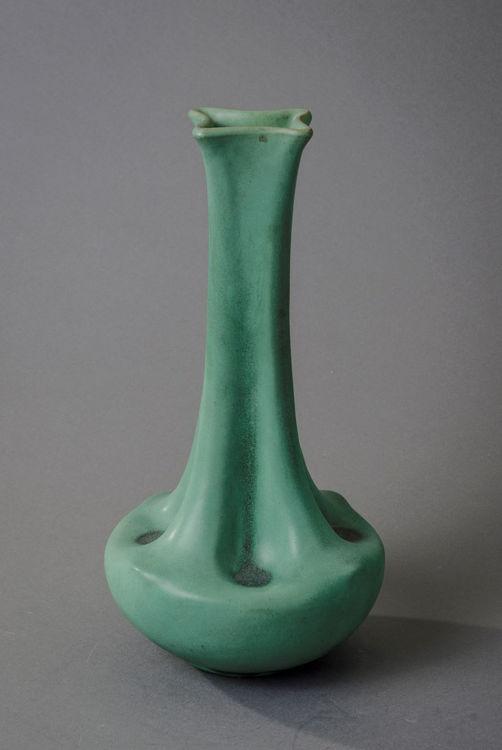 Picture of Bulbous Lobed Vase
