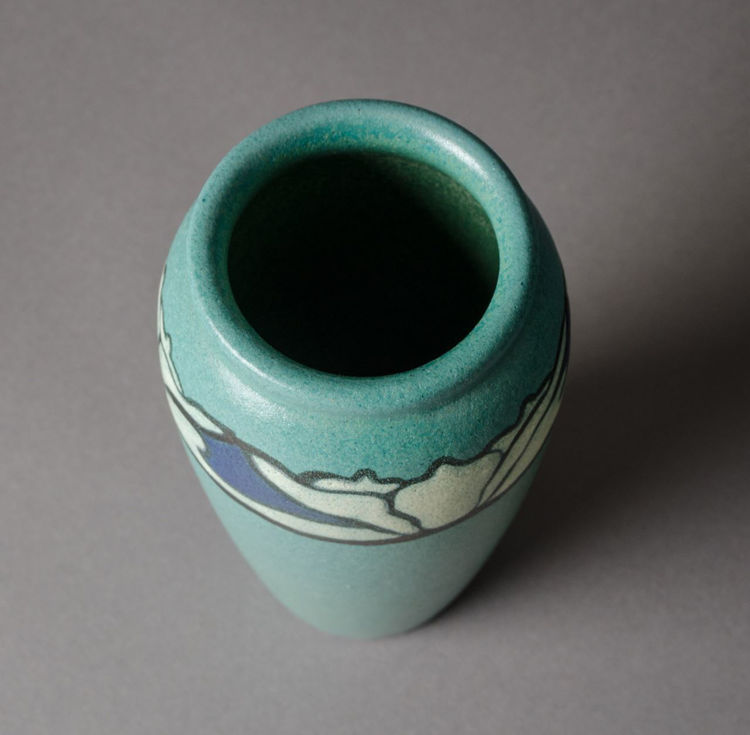 Picture of Vase with Lotus