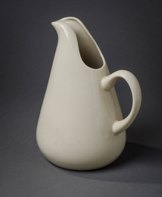 Picture of White Pitcher