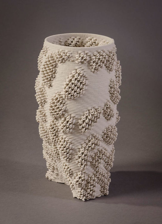 Picture of Tall 3D Printed Sculpture