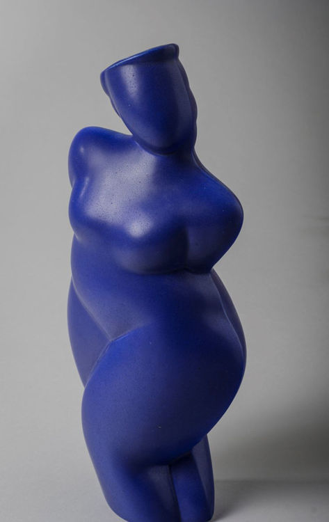 Picture of Blue Maiden Large Vase