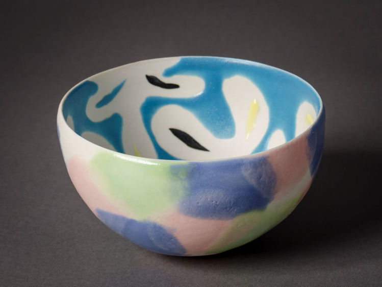Picture of Porcelain Bowl