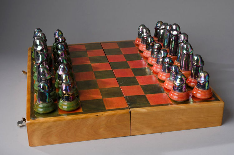 Picture of Chess Set