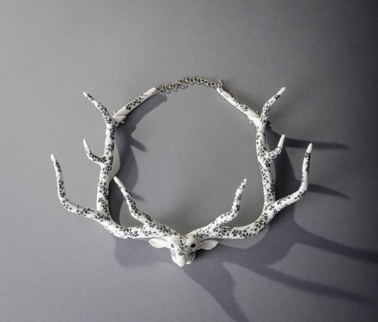 Picture of Deer Necklace
