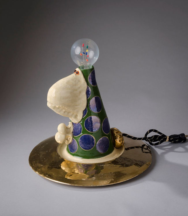 Picture of Nose Lamp
