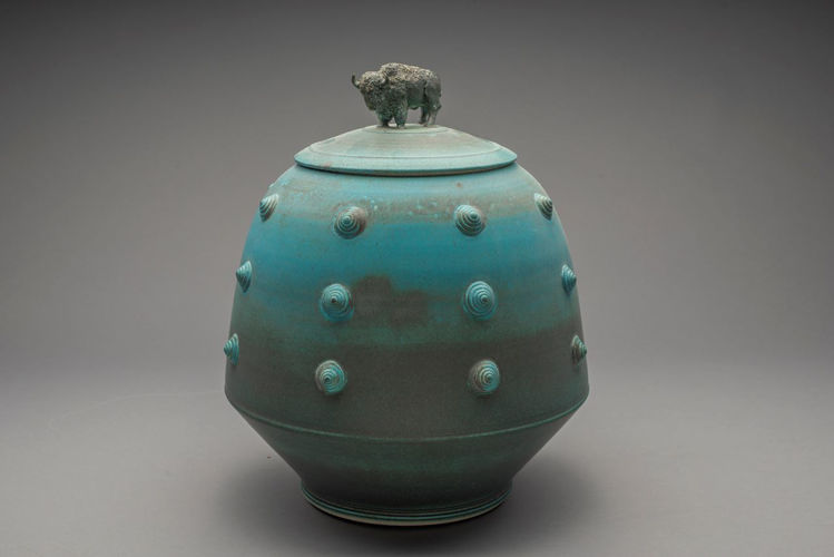Picture of Buffalo Pot