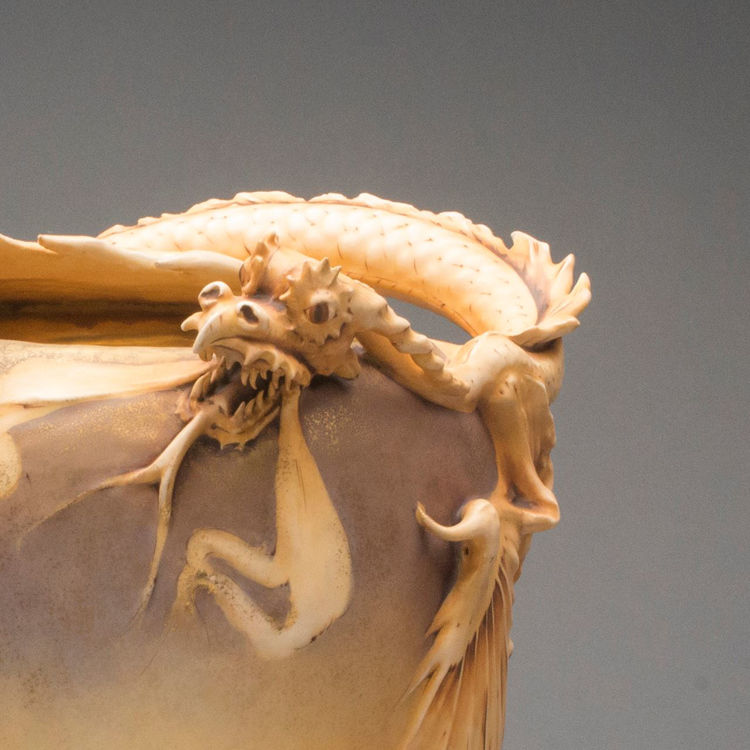 Picture of Dragon Vase