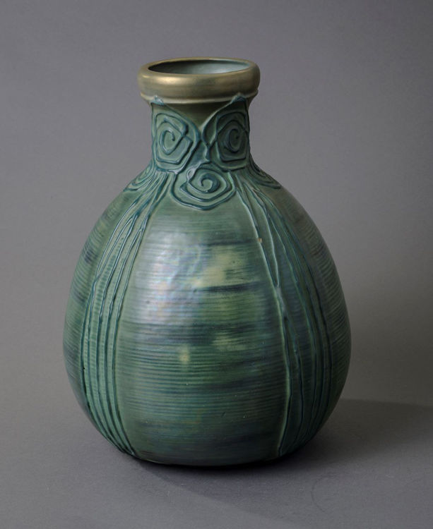 Picture of Large Green Vase