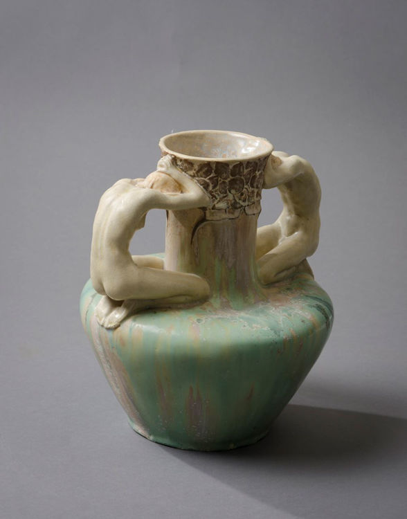 Picture of Symbolist Vase with Nude Figures