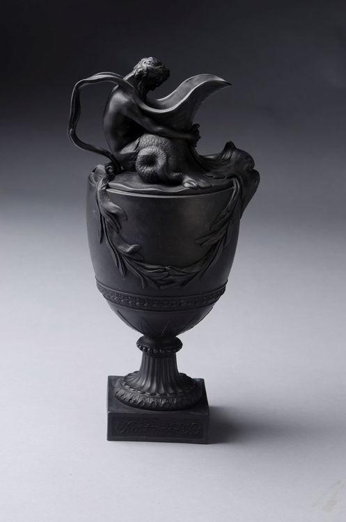 Picture of Water Ewer in Black Basalt