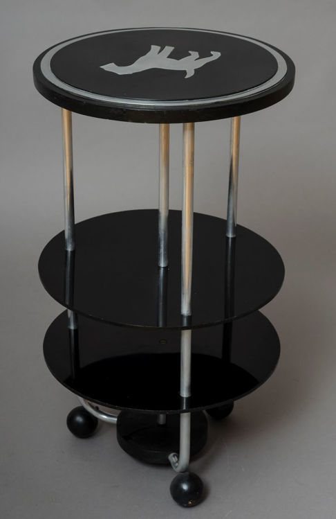 Picture of Tiered Side Table