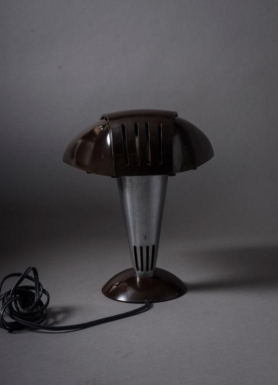 Picture of Polaroid Bakelite Metal Desk Lamp