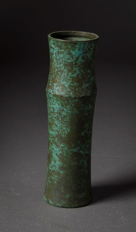 Picture of Copper Flower Vase